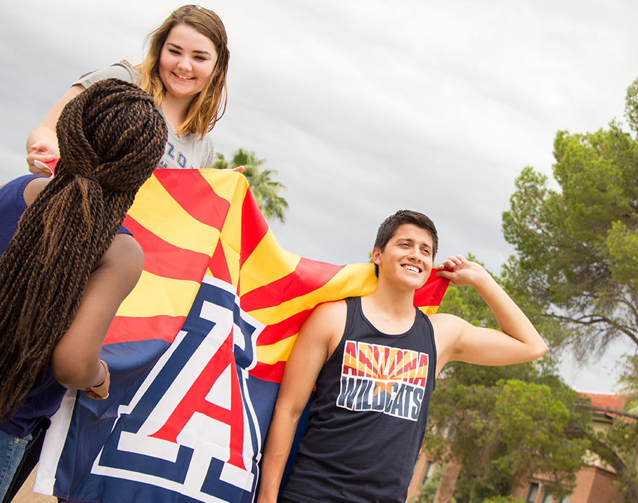 Shop Arizona Flag Gear