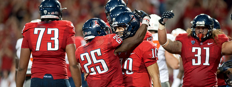 Shop Arizona Football »