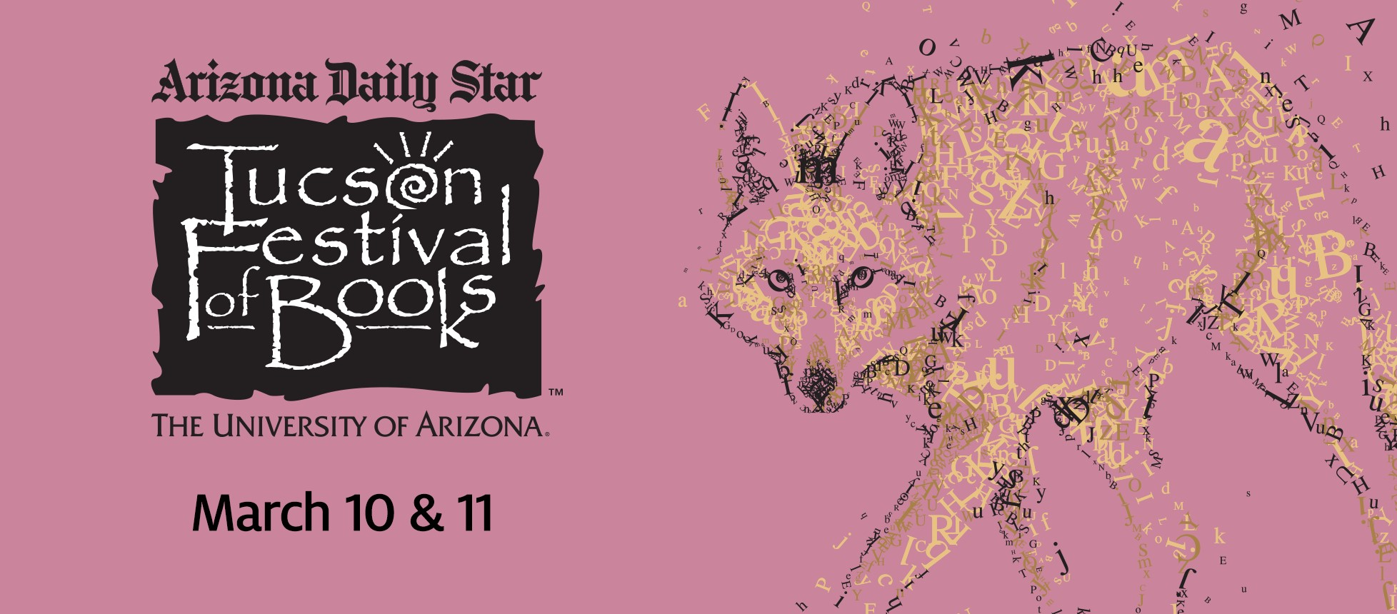 Tucson Festival of Books | March 10 & 11